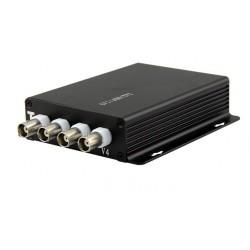 AHD Multiplexer controller