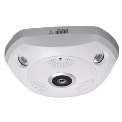 IP Pro 3MP Fisheye Camera